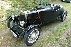 Lea Francis Hyper S 1929
