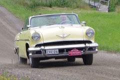 Lincoln Capri Convertible 1953