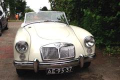 MG-A 1961