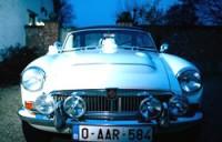 MG-C 1968