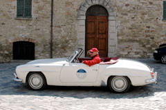 Mercedes Benz 190 SL 1957