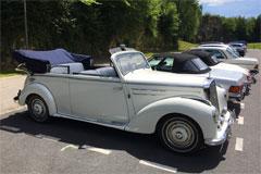 Mercedes 220BC 1953