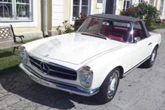 MB 230 SL 1965