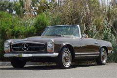 Mercedes 280SL 1969