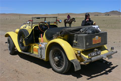 Mercedes Benz roadster 630K 1927