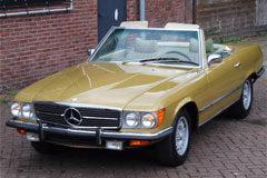 Mercedes 450sl 1974