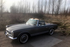Mercedes-Benz 280 SL 1969
