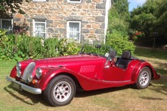 Morgan plus 8 1972