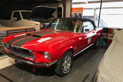Ford Mustang Convertibile 1971
