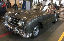 Nash Healey Pininfarina 1953