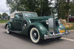 Packard 1201 Victoria Eight 1935