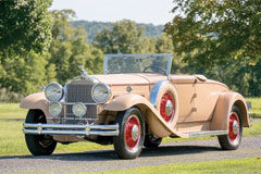 Packard 8 cylinders coupe cabriolet 1931