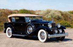 Packard 902 Dual Cowl 1932