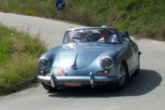 Porsche 356  Cabriolet 1961