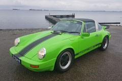 Porsche 911 3.0 SC Targa 1978
