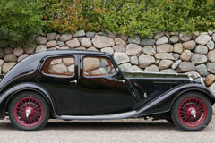 Riley Kestrel 1935