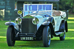 Rolls Royce Phantom 2 1929