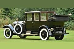 Rolls Royce Silver Ghost Landaulette 1924