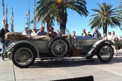Rolls Royce Silver Ghost 1913