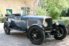 Sunbeam Supersport 1927