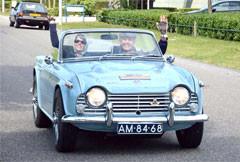 Triumph TR4 A 1965