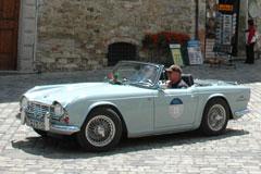 Triumph TR-4 1961