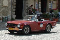 Triumph TR-6 1973