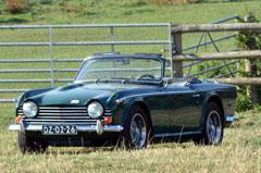 Triumph TR250 1968