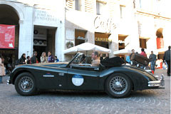 Jaguar XK 1956