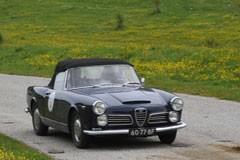 Alfa Romeo 2600 Spider 1964