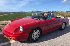 Alfa Romeo Spider 1991