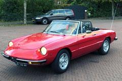 Alfa Spider  1600 1969