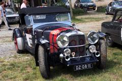 Alvis Speed 25 Charlesworth 1938