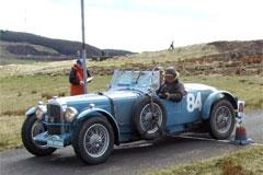Alvis Speed 25 1938