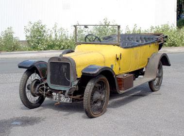 25/50HP Argyll 1914