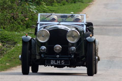 Bentley, Derby Special Sports 3.5 l 1935