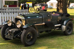 Bentley 4L Compressor 1931