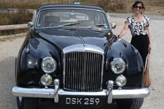 Bentley Continental 1961