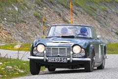 Triumph TR4 1963