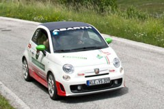 Fiat Abarth Convertibile 2013