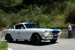 Ford GT 350 Mustang 1966