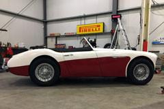 Austin Healey 3000 Mk I 1963