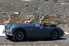 Austin Healey 3000 MK III 1964