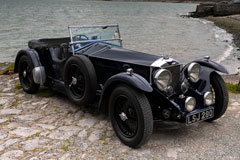 Invicta S model low chassis 1932