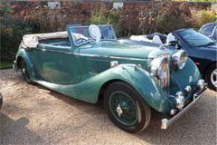 Jaguar SS 1938