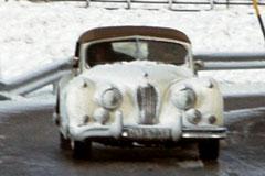 Jaguar XK 140 DHC 1956
