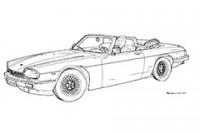Jaguar XLS 1991