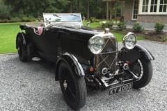 Lagonda 3 1/2 litre T Type Tourer 1933