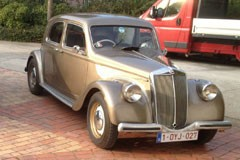 Lancia Aprilia 1947