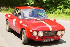 Lancia Fulvia Fanalone 1970